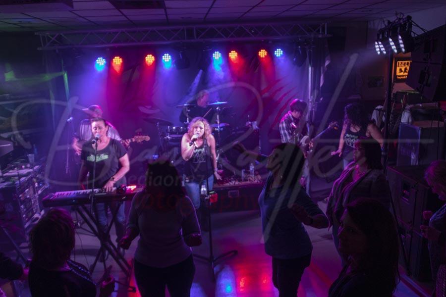 Cougars Band at Game Day Sports Bar 70
