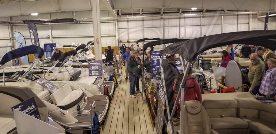 Oshkosh 2020 RV Boat Show 11