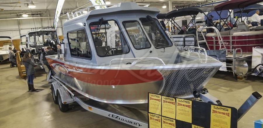Oshkosh 2020 RV Boat Show 26