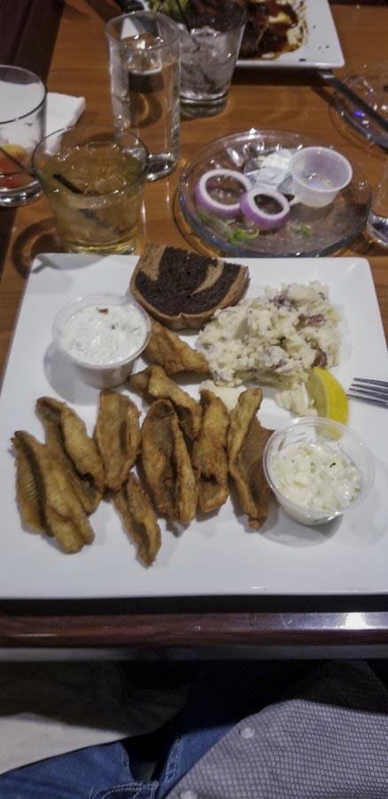 Pier 5 Dinner 6