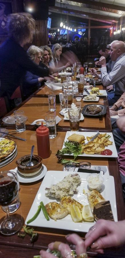Pier 5 Dinner 9