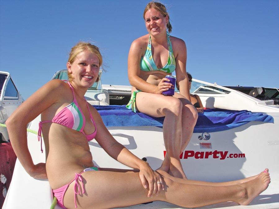 Streichs lake Winnebago Bikinis