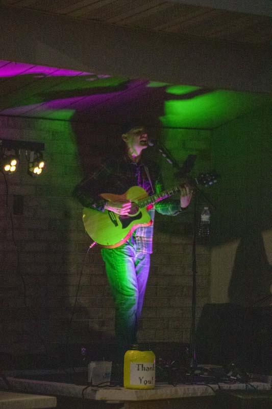 Dustin Lee at Flagstone Thursday Night Live Music 19