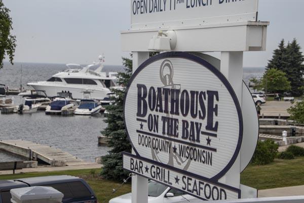 Sister Bay Boathouse 5