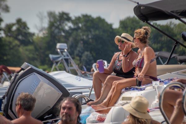Boating July 25th 70