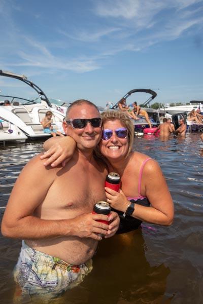 Boating July 25th 11