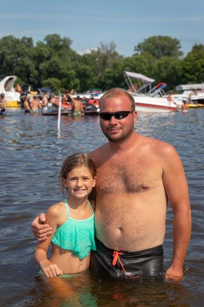 Boating July 25th 6