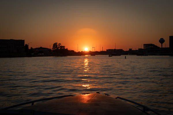 Boating Lake Winnebago July 25th Weekend 66