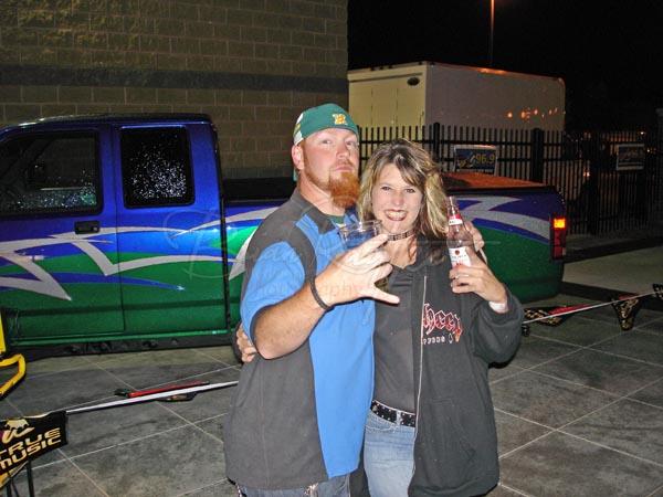 Brodie Fox Rocks 96.9  2005