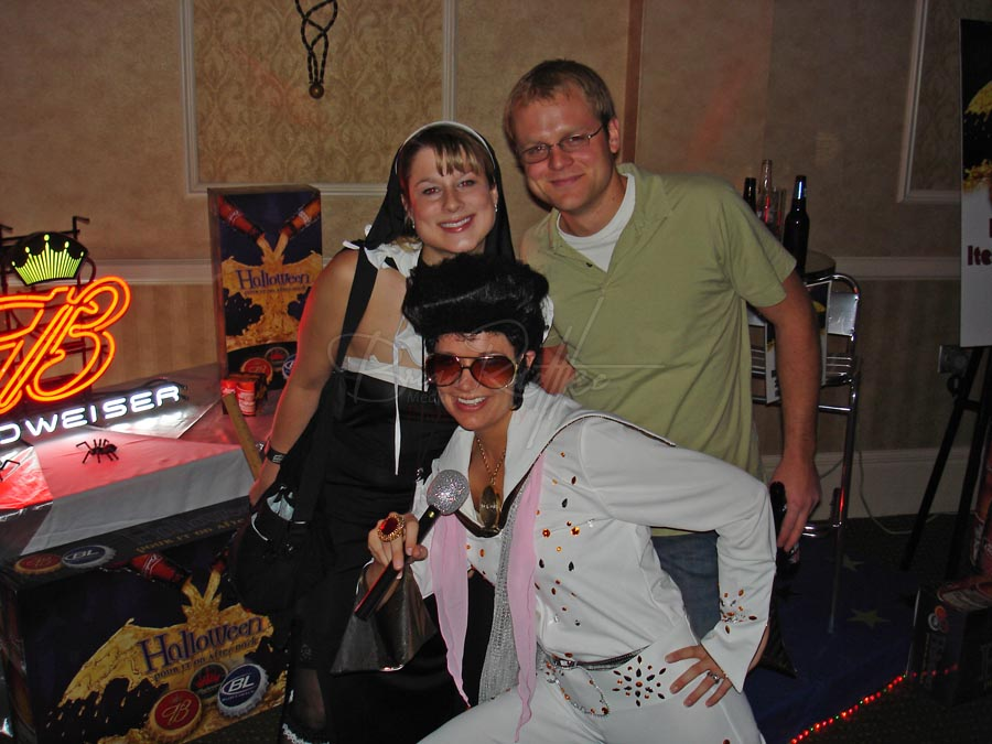 Childrens Hospital Costume Party 19