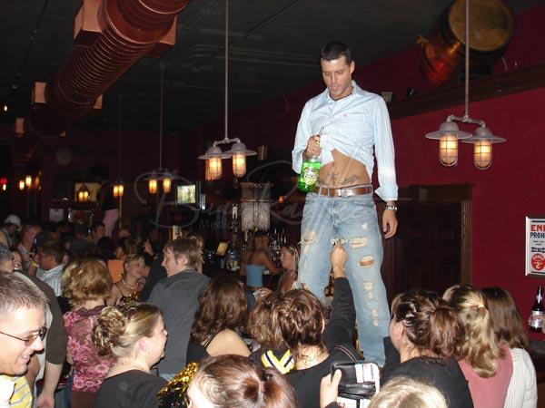 THe Speakeasy Bar Appleton 2005