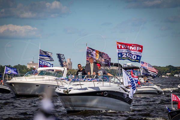 Trump Boat Parade 305