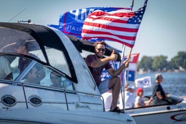 Trump Boat Parade 36
