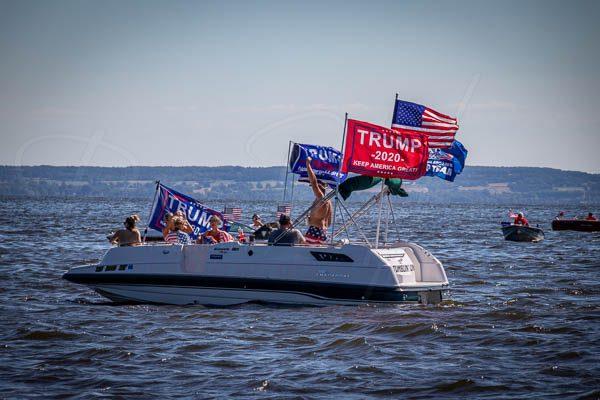 Trump Boat Parade 57