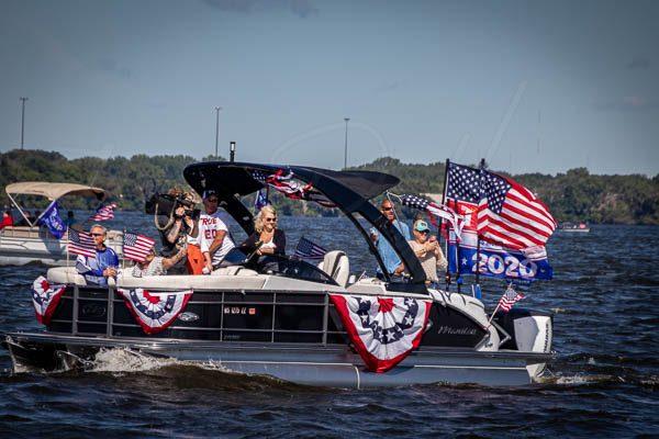 Trump Boat Parade 93