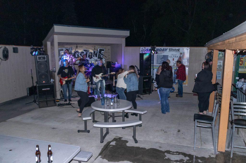 Back N Kickn at Flagstone 12