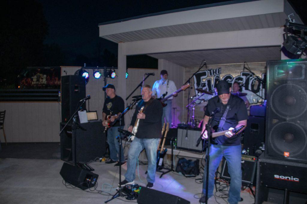 Back N Kickin Band at Flagstone Bar and Grill in Appleton WI