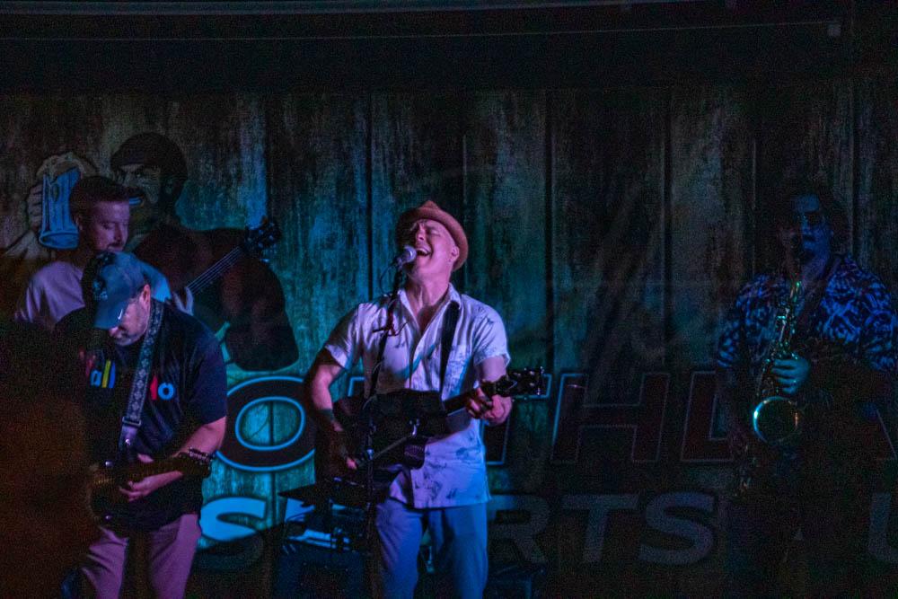 Kips Jones Band 19