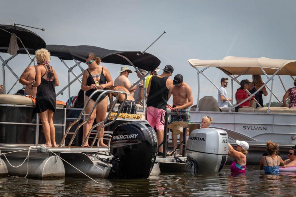 2021 Bago Barge Beach Bash 74