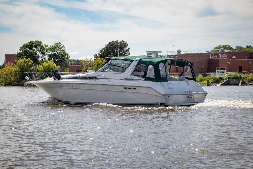 Boating in Green Bay Wi 176