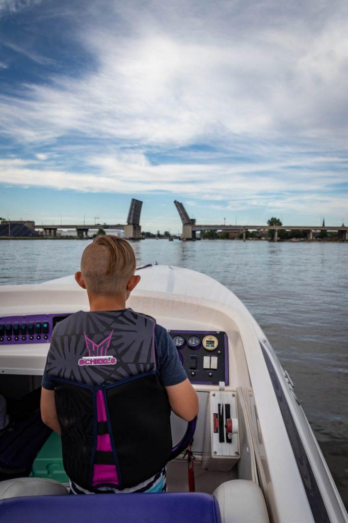 Boating in Green Bay Wi 216