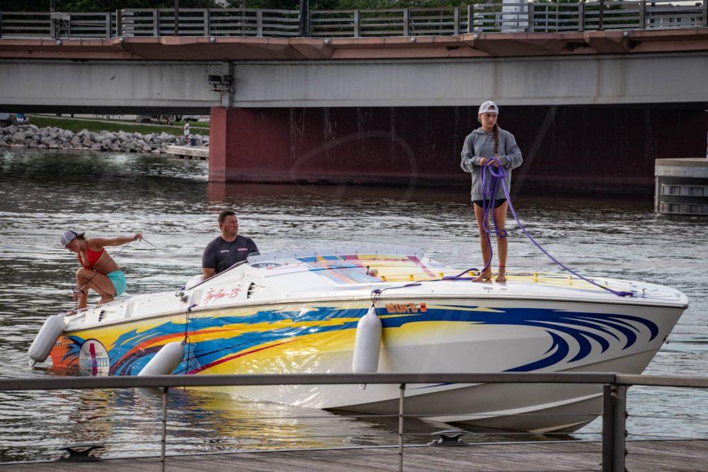 Boating in Green Bay Wi 238