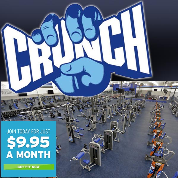 Crunch Fitness Appleton
