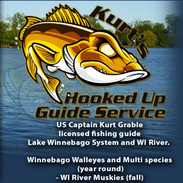 Kurt's Hooked Up Guide Service Oshkosh WI