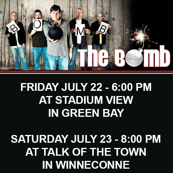 The Bomb Band Appleton WI