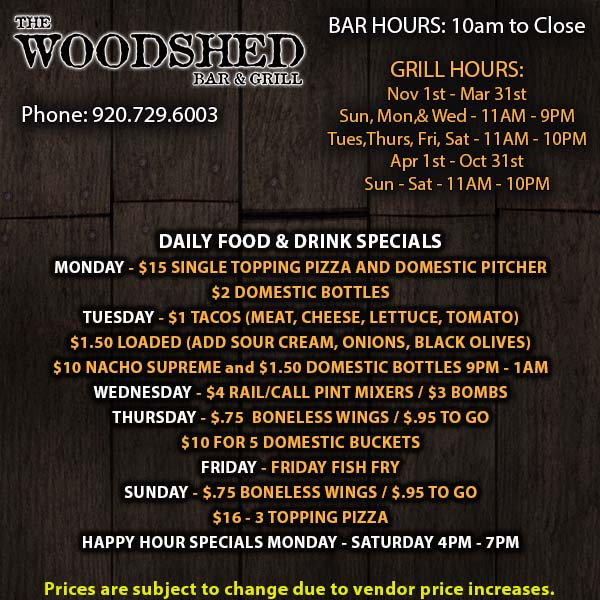 Bars In Appleton Appleton Wisconsin Bars Specials And Events