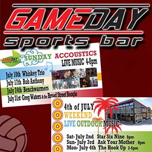 Game Day Sports Bar in Appleton WI