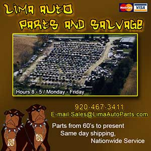 Lima Auto Parts and Salvage
