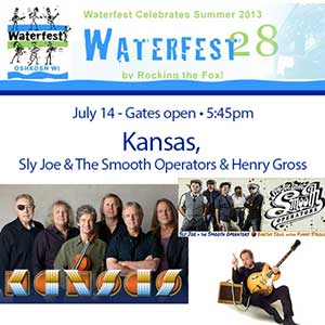 Oshkosh Waterfest