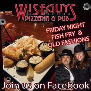 Wiseguys Appleton Pizza